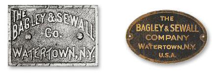 Bagley & Sewall Nameplates