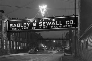 Bagley & Sewall c.1942