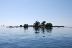 Calm Day near Gananoque