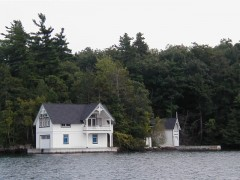 An Island Cottage